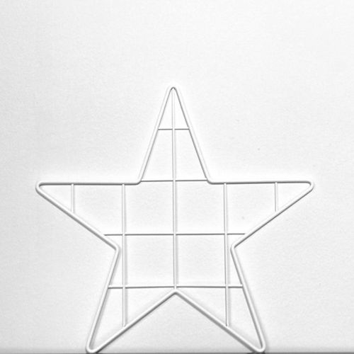 STAR, WHITE WALL GRID