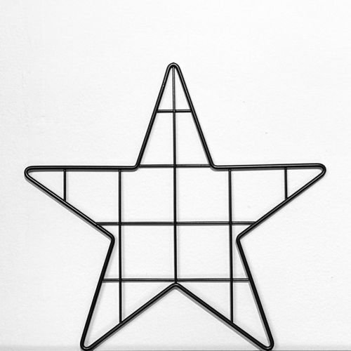 STAR, BLACK WALL GRID