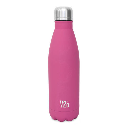 V2o STEEL BOTTLE PINK