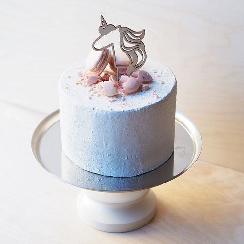 Puine Unicorn Cake Decoration